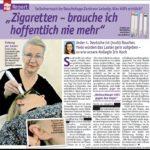 Selbstversuch im Rauchstopp-Zentrum Leipzig: Was hilft wirklich?